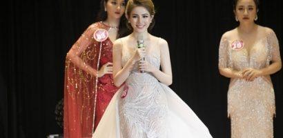 Nguyễn Lê Thủy Tiên lên ngôi Á hậu cuộc thi 'Hoa hậu Sắc đẹp Việt Nam Quốc tế 2019'