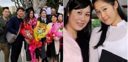 Con gái NSND Hồng Vân tốt nghiệp Đại học ở Mỹ