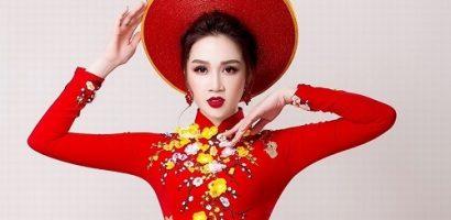 Áo dài thập niên 60 thành cảm hứng sáng tạo mới của NTK Minh Châu