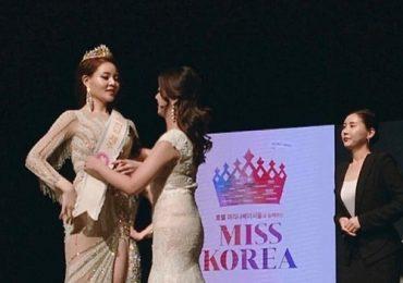 NTK Đức Vincie tiếp tục hợp tác thí sinh Hoa hậu Hàn Quốc 2019