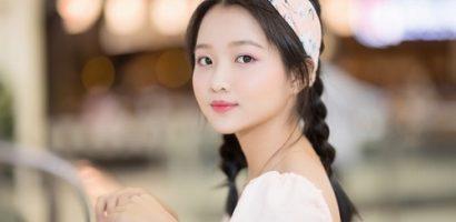 'Sao nhí' Lâm Thanh Mỹ 'lột xác' thành thiếu nữ xinh đẹp ở tuổi 14