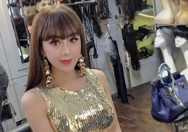 Lâm Khánh Chi đẹp xuất thần trong ảnh hậu trường vừa chia sẻ