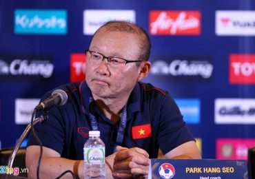 HLV Park: 'Thắng Thái Lan không phải điều đặc biệt với Việt Nam'