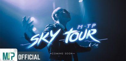 'Sky Tour 2019' của Sơn Tùng M-TP hé lộ thêm nhiều thông tin thú vị