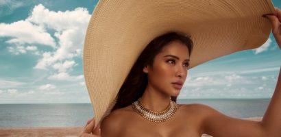 Phương Trinh Jolie diện bikini, khoe hình bốc lửa giữa trưa hè
