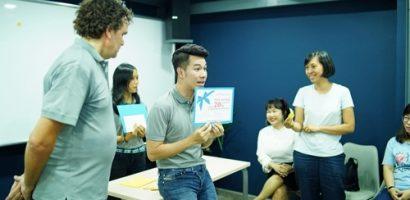 Hồ Trung Dũng 'chơi lớn', đầu tư xây dựng trường dạy ngoại ngữ