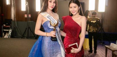 Người đẹp Quỳnh Anh làm giám khảo 'Hoa hậu Thế giới người Việt tại Pháp'