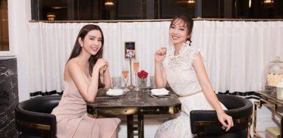 Hoa hậu Huỳnh Vy phủ nhận tin đồn tham gia showbiz để tìm đại gia