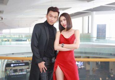 Hoa hậu Tường Linh run khi đóng cảnh ấu dâm thang máy với '200k'