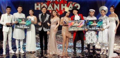 Hà Nhi – Tăng Phúc giành ngôi vị Quán quân 'Ẩn số hoàn hảo'
