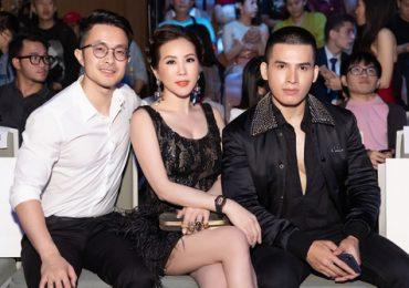 Hoa hậu Thu Hoài tiết lộ lý do từng ngại ngùng khi xuất hiện cùng bạn trai