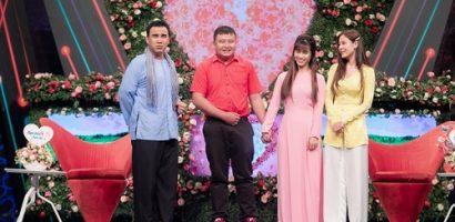 MC Quyền Linh – Nam Thư lần đầu diện áo bà ba 'mần' mai mối khiến khán giả phấn khích