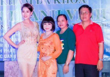 Chế Thanh, Thanh Kim Huệ biểu diễn trong đêm nhạc do HH Diễm Kyly tổ chức