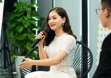 Diễn viên Lan Phương kêu gọi xoá bất bình đẳng giới