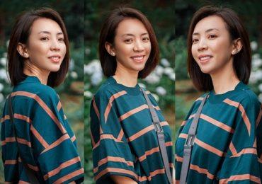 Mặt mộc giản dị vẫn rạng rỡ, Thu Trang ngày càng đẹp mặn mà