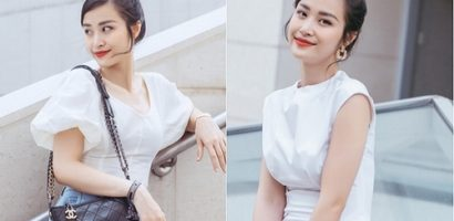 Đông Nhi được khen ngợi với gu thời trang ngày càng 'thăng hạng'