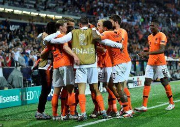 Đánh bại tuyển Anh, Hà Lan hẹn Bồ Đào Nha ở chung kết Nations League