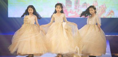 Fashion show 'Giấc mơ nàng công chúa' của NTK Trần Quỳnh Trang tràn ngập sắc màu cổ tích