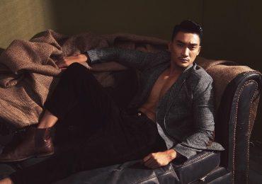 Lương Gia Huy khoe body 'ngầu chất ngất' trong bộ ảnh mới
