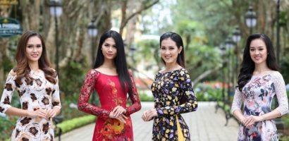 Lần đầu tiên tìm kiếm ngôi vị Hoa hậu Đại sứ Du lịch Châu Á 2019