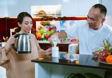 Thu Trang – Tiến Luật hội ngộ Gin Tuấn Kiệt – Phát La, fan kêu gào thích thú vì điều này