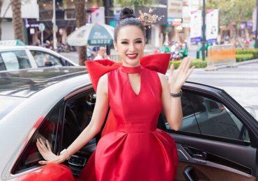 Angela Phương Trinh xuất hiện rạng rỡ sau thời gian 'ở ẩn'