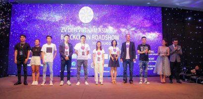 Hơn 400 người tham dự sự kiện 'ZV Defi Vietnam Asia Blockchain Roadshow'