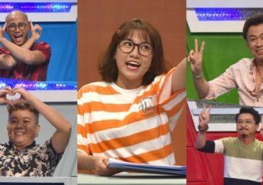 Dàn nghệ sĩ nổi tiếng quy tụ trong gameshow trí tuệ độc đáo lần đầu xuất hiện tại Việt Nam