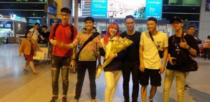 'Bông hồng lai' Thái Lan Jannine Weigel 'hớp hồn' fan Việt bởi vẻ ngoài thân thiện và đáng yêu