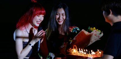 Jannine Weigel đón sinh nhật bất ngờ trên sân khấu SEA Festival