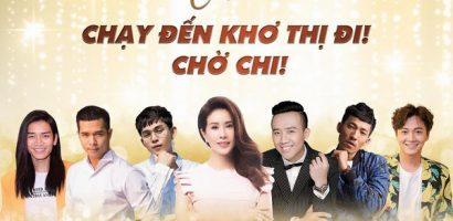 Dàn sao nam 'Running Man Vietnam' ủng hộ chương trình hoành tráng của Hoa hậu Thu Hoài