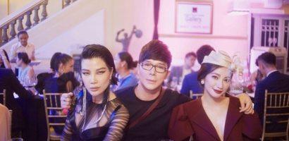 Nathan Lee gặp sự cố 'để đời' vẫn cười tít mắt bên siêu mẫu Vũ Cẩm Nhung