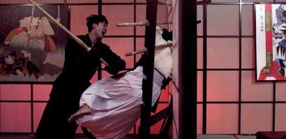 'Thật tuyệt vời khi ở bên em': B Trần và Harry Lu 'lộ' clip đấu kiếm kendo đẹp mãn nhãn