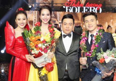 Dương Kim Ánh giành giải Á quân 1 chương trình 'Thần tượng Bolero 2019'