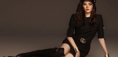 Hoa hậu Diệu Linh khoe vẻ đẹp 'ước át' đốn tim người nhìn