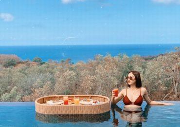 Á hậu Hà Thu chia sẻ kinh nghiệm khám phá Bali xinh đẹp
