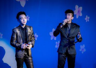 Trung Quang đầu tư phần nghe lẫn phần nhìn trong minishow 'Music for love'