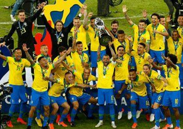 Brazil vô địch Copa America 2019