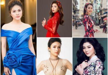 Kha Ly – Thúy Diễm – Ái Châu rủ rê chồng diễn thời trang