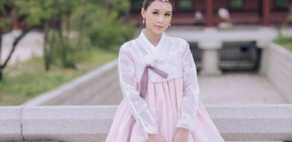 Diện Hanbok xinh như gái Hàn, Sam khoe nhan sắc 'đốn tim' người hâm mộ