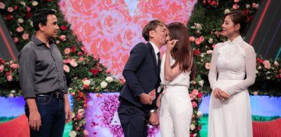 Chàng nghệ sĩ hài Nhật Bản tham gia 'Bạn muốn hẹn hò?' tìm vợ