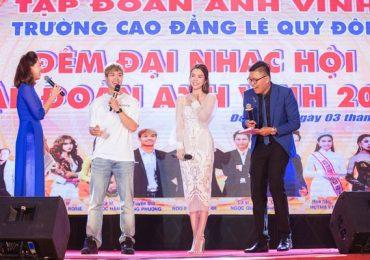 Xuất hiện cùng nhau tại sự kiện, Huỳnh Vy khen Công Phượng dễ mến và khiêm tốn