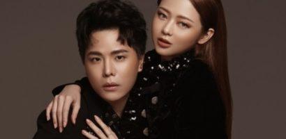 Trịnh Thăng Bình tình tứ bên Liz Kim Cương