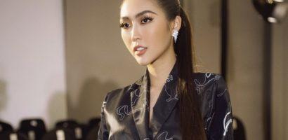 Hoa hậu Tường Linh stress sau khi công bố từng yêu người có vợ
