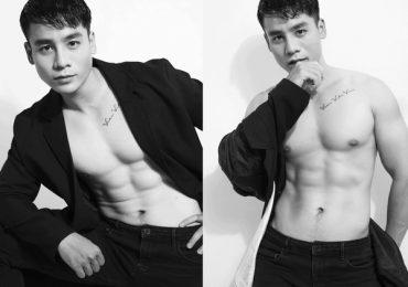 Cao Xuân Tài khoe vẻ điển trai bình dị trong bộ ảnh mới