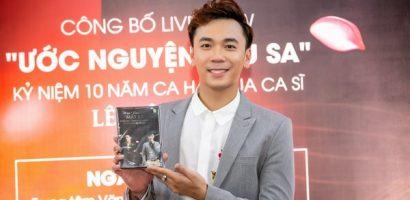 Lê Việt Anh dành hết tâm huyết thực hiện liveshow 'Ước nguyện phù sa'