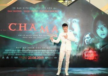Đan Trường tiết lộ về vai diễn đặc biệt thú vị trong phim kinh dị 'Cha ma'