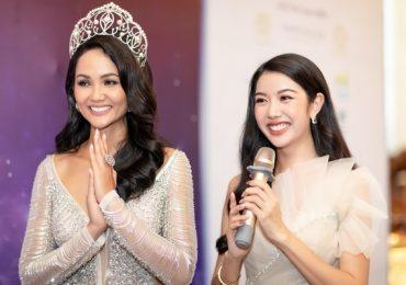 H'hen Niê và Á hậu Thúy Vân về Đắk Lắk tìm kiếm Miss Universe Vietnam 2019