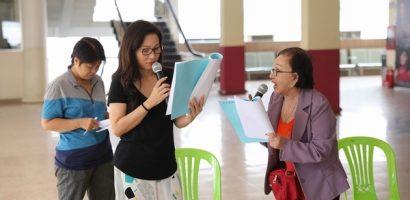 Nghệ sĩ Hồng Đào áp lực khi tham gia vở cải lương 'Lan và Điệp'