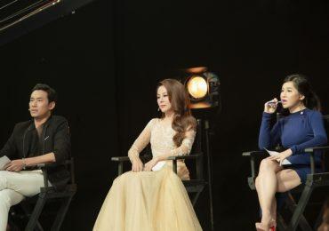 Nam Thư khóc nức nở khi ngồi ghế nóng chung kết 'Gương mặt điện ảnh 2019'